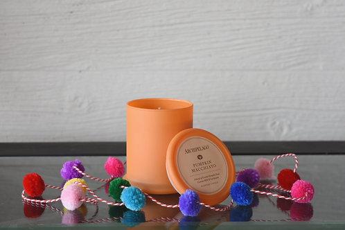 Pumpkin Macchiato Candle