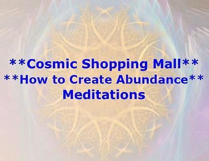 Cosmic Shopping Mall Meditation DL