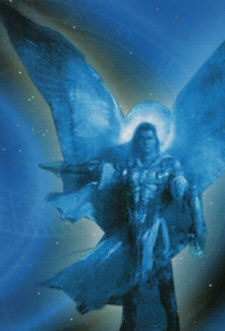 Archangel Michael - First Ray