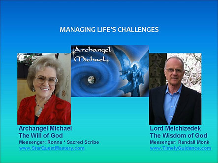 Managing Life's Challenges Webinar Replay and ebook