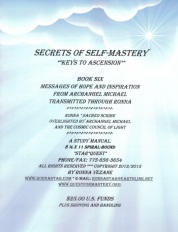 Secrets of Self-Mastery eBook