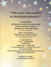 The Magic and Majesty of Ascending Humanity (Book Seven)