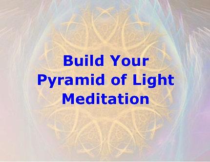 Build Your Pyramid of Light Meditation DL