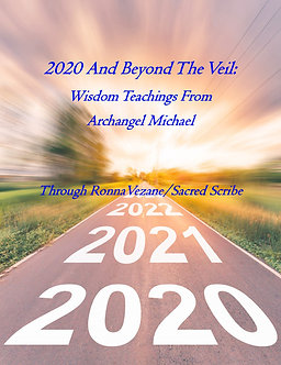 Beyond the Veil 2020: printed booklet