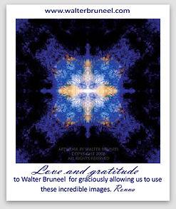 Love and Gratitude toWalter Bruneel