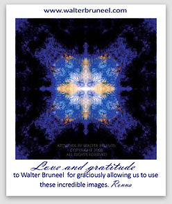 Love and Gratitude toWalter Bruneel
