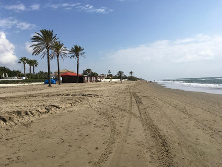 The best beaches and luxury villas in Marbella