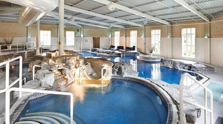 Leisure Pool at Slaley Hall Hotel