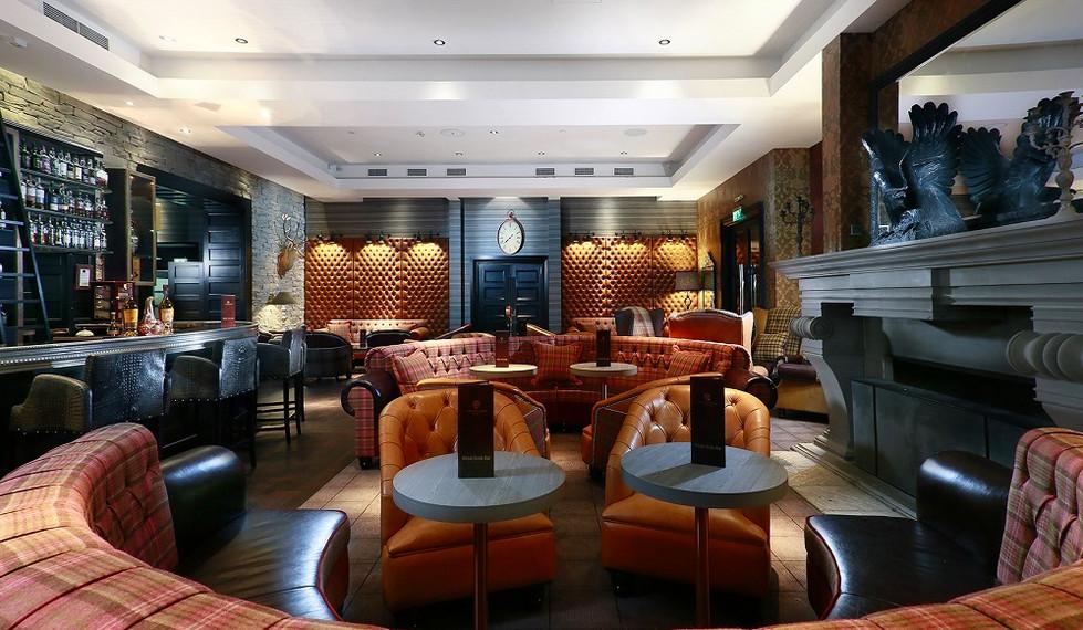 Stylish lounge Cameron House