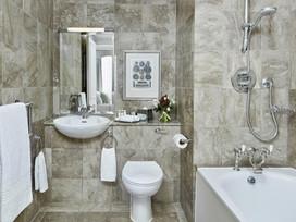 47 Park Street stylish bathroom