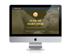 Fight Covid - funding page for Covid vaccines in Africa