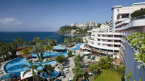 Royal Savoy at Funchal in Madeira