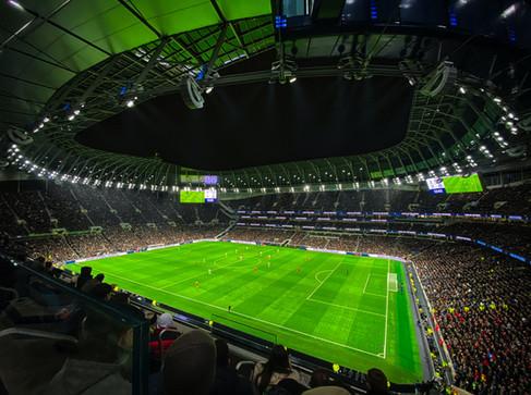 London football stadium