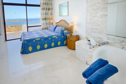 Spacious rooms at Club Monte Anfi