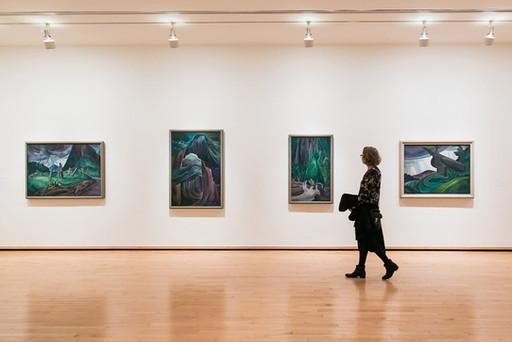Mayfair London art gallery