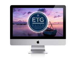 Website for Elite Timeshare Group - worldwide timeshare