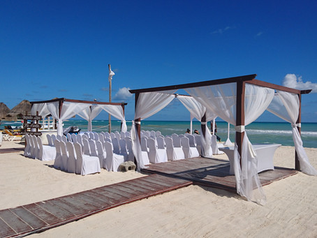 Luxurious autumn and winter wedding venues in Marbella