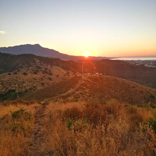 Sunrise La Concha