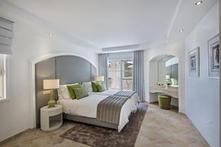Large luxury bedroom