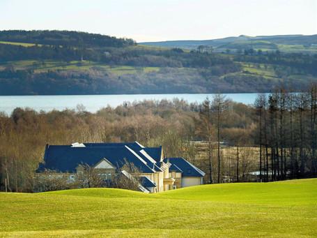 Cameron Club on Loch Lomond