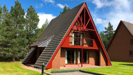 Unique Coylumbridge Highland Lodges