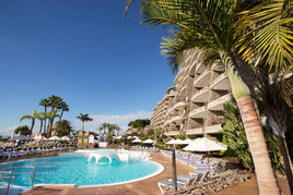 Club Monte Anfi pool area