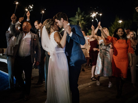 Luxurious Marbella wedding villa