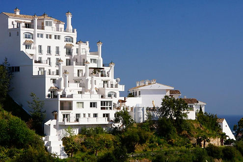 Forest Hills in Estepona Andalucia