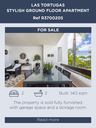 R3700205 stylish apartment for sale