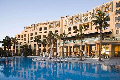 Raddison Blue Resort Hotel exterior