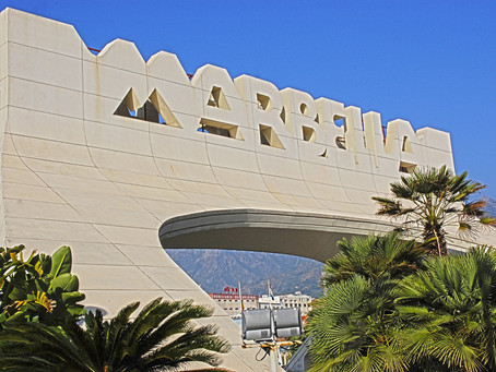Marvellous Marbella – the jewel in the crown of the Costa del Sol