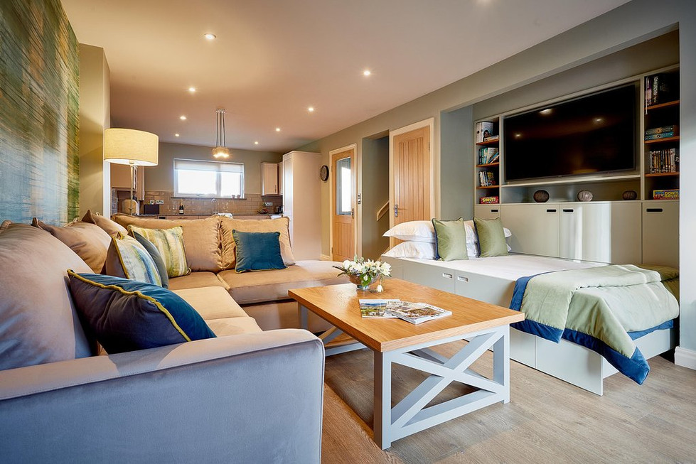 Modern living at Whitbarrow