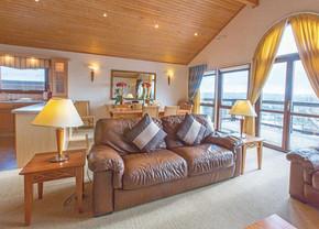 Comfy furnishings at Belton Woods Lodges