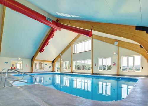 Brunston Castle Resort leisure pool