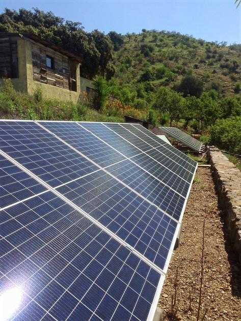 Eco solar panels