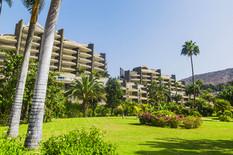 Anfi Beach Club gardens
