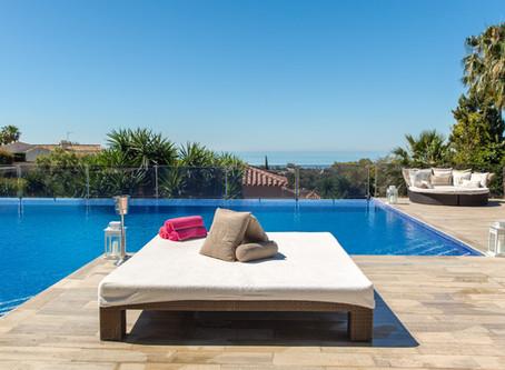 Happy New Year 2020 in Marbella, Spain