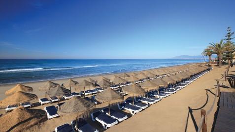 Beach at Marbella Beach Resort