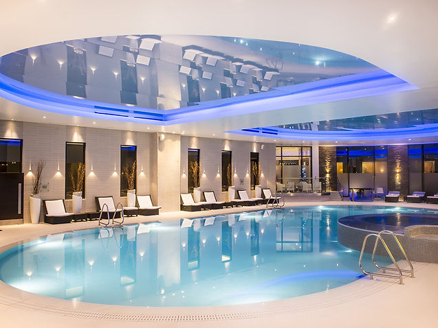 Gleneagles spa pool