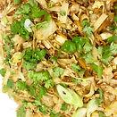 Pad Thai vegetarian Rice noodle Stirfry.