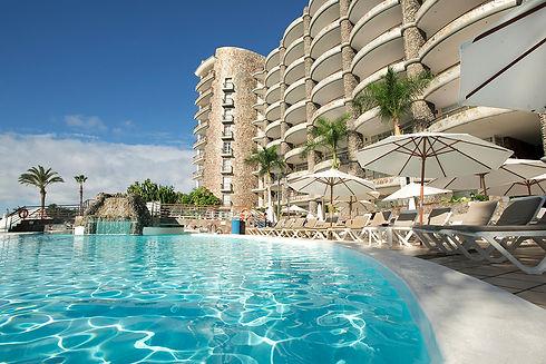 Club Puerto Anfi pool
