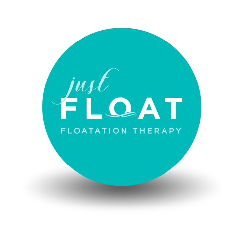 Just Float flotation therapy logo