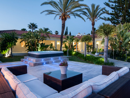 Luxury 5 star Marbella villa for weddings, parties, holidays and corporate events!