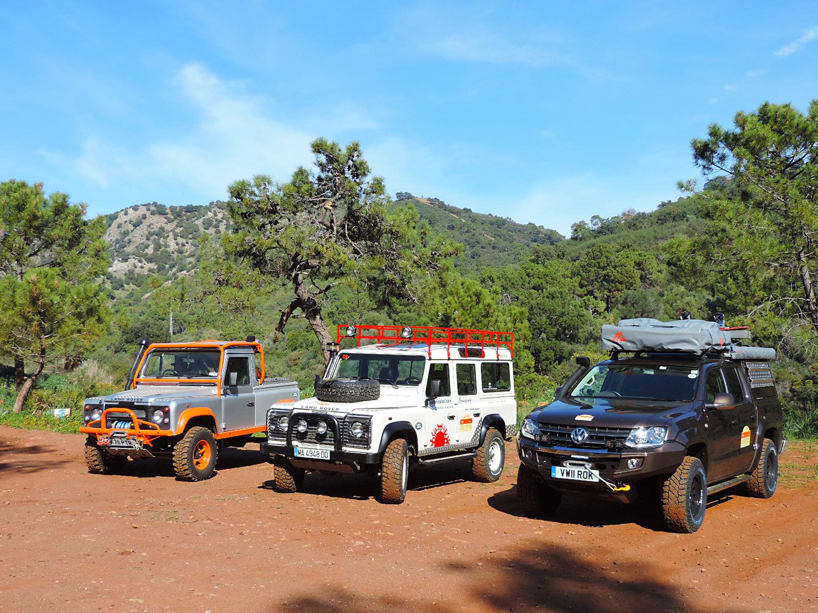 Marco safari 4x4 vehicles