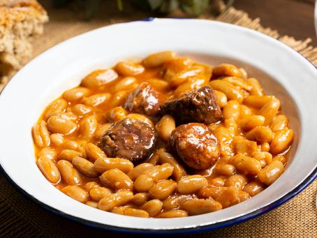 Winter-warming food in Spain
