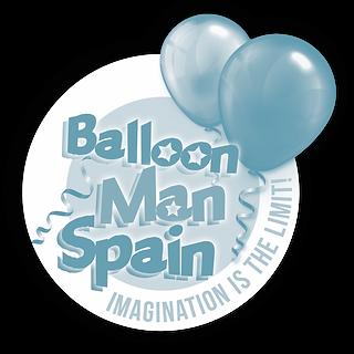 LOGO - Balloon Man Spain BLUE.png