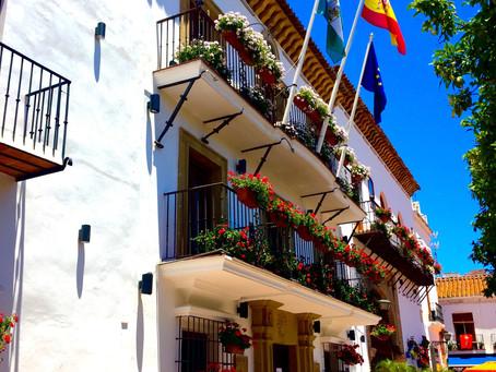 Luxurious family holiday villa in Marbella