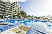 Club Gran Pool area