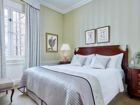Bedroom in 47 Park Street London