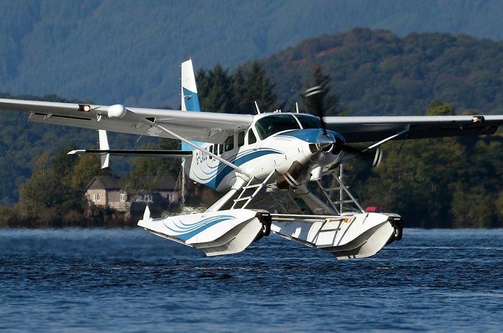 Lock Lomond Seaplane